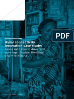 Huawei RuralStar MTN Ghana Rural Innovation Connectivity Case Study Nov18