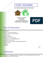 Low Cost Housing Ppt 3