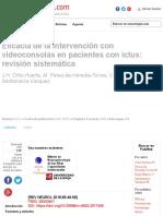 Eficacia de La Intervención Con Videoconsolas en Pacientes Con Ictus_ Revisión Sistemática _ Neurología.com