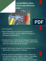 Polímeros Biocompatibles Para Integrar Dispositivos Electrónicos en Nuestro