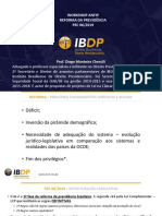 Nova Previdencia Pec 06 2019 Workshop Anfip.pptx Diego Cherulli