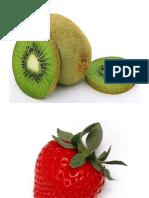 targetas frutas