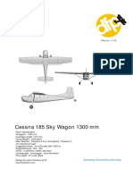 Cessna 185 DFP Plan