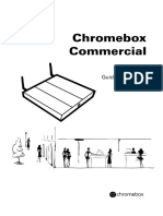 Italian Manual Chromebox DE3255