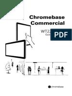 Italian Manual Chromebase Commercial