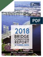 ODOT Bridge Condition Report 2018