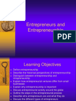 07 - Entrepreneurship I