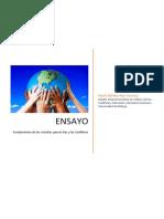 ENSAYO Fundamentos de Los Estudios Para