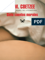 Coetzee, J. M. - Siete Cuentos Morales [46809] (r1.0)