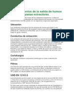 Requerimientos de la salida de humos de las campanas extractoras.docx