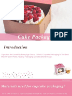 Get Cupcake Packaging wholesale.pptx