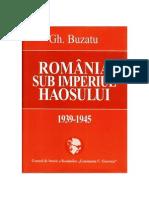 Romania Sub Imperiul Haosului