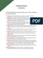 COORDINACIÓN NERVIOSA- Vocabulario.docx