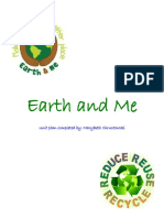 Earth and Me_Unit Plan