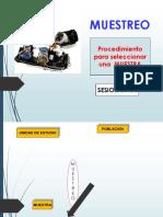 SESION N° - MUESTREO.pptx