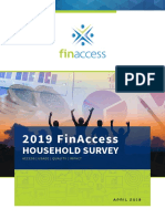 FinAccess Household Survey