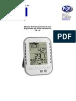 Manual klimalog pro