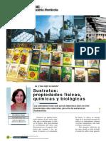 Sustratos Propiedades Fisicas Quimicas y Biologicas