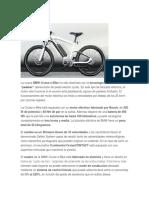 La nueva bicicleta BMW.docx
