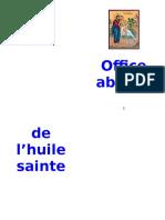 06 Office Abrégé Huile Sainte PF