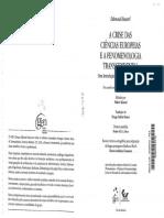 Crise Ciencias Europeias_HUSSERL.pdf