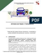 Estudio Topografia y Trazo.doc