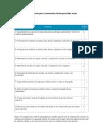 Comunicación Efectiva Para El Líder Actual- Evaluación entre pares