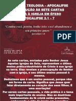 Apocalipse-Carta a Igreja de Efeso