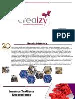 Portafolio Insumos Textiles 2019