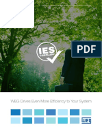 WEG Ies Compliant 50065625 Brochure English