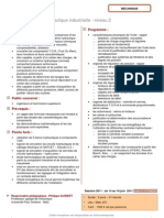 Formation Hydraulique Industrielle Niveau 2