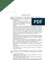 2461-D-2009 | Ley | Mod. AE3