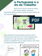 Língua Portuguesa e Mercado de Trabalho (1)