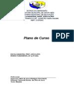 MODELO Plan  o João Alipio jajgdkjavjdudh