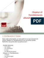 Stupeur Et Tremblements d'Amélie Nothomb- Nuriye Gursoy