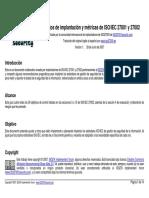 ISO 27000 Implementation Guidance v1 Spanish