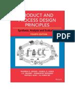 PRINCIPIOS DE DISEÑO DE PRODUCTO Y PROCESO capitulo 6 HEURISTICAS.docx