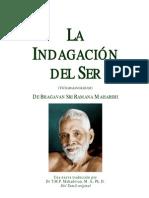 La Indagación del Ser - Sri Ramana Maharshi