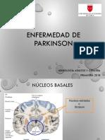 8va Clase Parkinson
