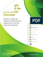 Estrategía Nacional de ECONOMÍA_CIRCULAR