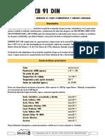 Calentadores Opalia Tiro Forzado Manual Usuario