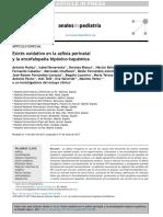 Estrés Oxidativo en La Asfixia Perinatal