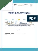2. Tren de lecturas 2018. Quinto grado (1).pdf