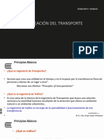 Planeacion de Transportes