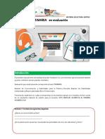 Manual Para PRIMARIA en Evaluación