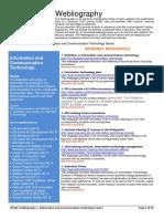 Info and Com Tech Webliography.pdf