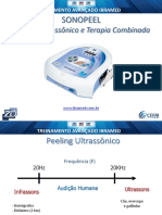 Sonopeel - Peeling Ultrassônico e Terapia Combinada