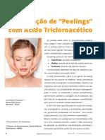 Manipulação de Peelings Com Ácido Tricloroacético
