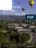 Steamboat Springs Downtown Plan