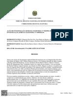 TRE-DF dá prosseguimento a processo contra Ibaneis